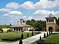 Bucuresti, Romania. PALATUL BRANCOVENESC de la MOGOSOAIA. (Turnul de veghe si Cuhnia)(IF-II-a-A-15298).jpg