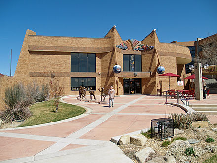 The Buell Children's Museum in Pueblo, Colorado was ranked #2 children's art museum in the United States by Child magazine. Buell Childrens Museum by David Shankbone.jpg