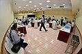 Buffet Lunch - VMPME Workshop - Science City - Kolkata 2015-07-15 8605.JPG
