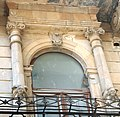 Building on Bashir Safaroglu Street 174 (facade detail).JPG