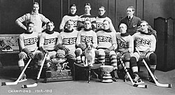 Bulldogs de Quebec, champions 1912-13.jpg