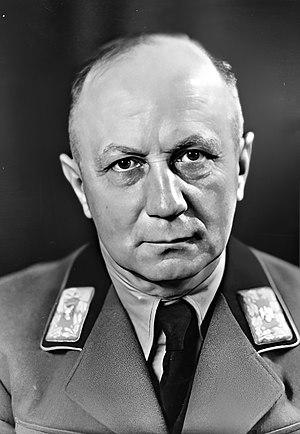 Wilhelm Kube - Generalkommissar Wilhelm Kube