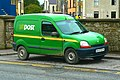 Bundoran - Post vehicle parked near post office - geograph.org.uk - 1351947.jpg
