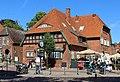 """Burg auf Fehmarn, Restaurant """"Pizzeria Doppeleiche"""".JPG"""