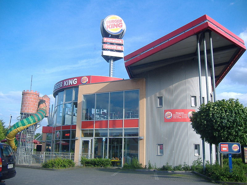 File Burger King Frechen K Lner Strasse 213 Germany Jpg