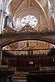 Burgos Covarrubias Colegiata coro lou.jpg