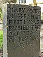Buried the 20th Day of May 1694 (13724327055).jpg
