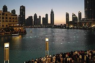 Millennium Tower (Dubai) architectural structure