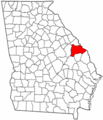 Burke County Georgia.png