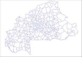 Departments of Burkina Faso administrative division and commune of Burkina Faso