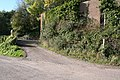 Burlescombe, entrance to disused quarry - geograph.org.uk - 68679.jpg