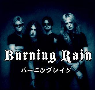 Burning Rain - Image: Burning Rain