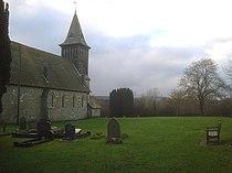 Burrington churchyard - geograph.org.uk - 1320975.jpg