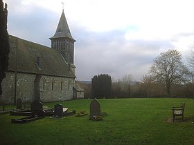 Burrington churchyard - geograph.org.uk - 1320975.jpg