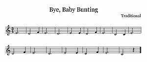 Bye, baby Bunting - Image: Byebabybunting