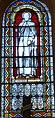 Cénac Église Notre-Dame de la Nativité - Fenster 1 Fiacre.jpg