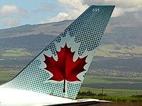 C-GHPE - B763 - Air Canada Rouge