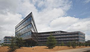 Statistics Netherlands - The office of Statistics Netherlands in Heerlen