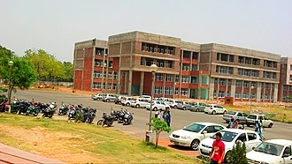 Panjab University - CCET Building