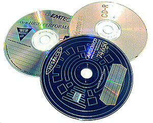 CD-R - Assorted CD-Rs