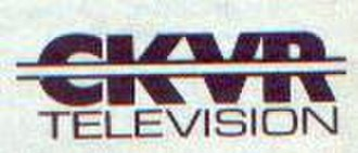 CKVR-DT - CKVR logo from the 1980s and 1990s. Final logo as a CBC affiliate.