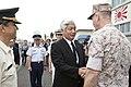 CMC and SMMC at Iwo Jima 150321-M-SA716-075.jpg