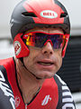 Cadel Evans - Critérium du Dauphiné 2012 - Prologue (cropped).jpg