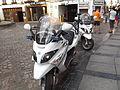 Calle Cardenal Herrero, Cordoba - Policia Local - motorbikes (14592945810).jpg
