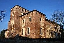 Il castello di Caltignaga