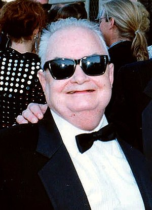 Calvert DeForest - Calvert DeForest at the 1990 Emmy Awards