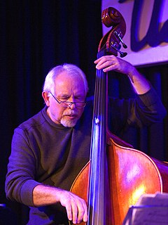 Cameron Brown (musician) American jazz double bassist