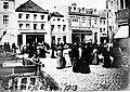 Cammin in Pommern - Marktplatz 1913-001.jpg
