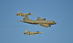 Canadian army bomber et fighters 2012.jpg