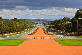 Canberra - Parliament from the Australian War Memorial.jpg