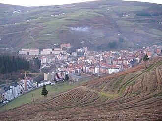 Cangas del Narcea - View of Cangas del Narcea