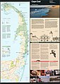 Cape Cod National Seashore, Massachusetts, official map and guide LOC 95683083.jpg