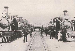 Cape Government Railways railway operator in the Cape Colony
