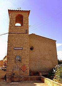 Capella de Sant Jordi dels Hostalets (Ribera d'Ondara) - 1.jpg