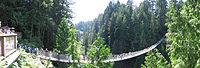 De Capilano Suspension Bridge