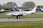 Capital Trading G-VIPV PA-31-350 Coventry (33531782275).jpg