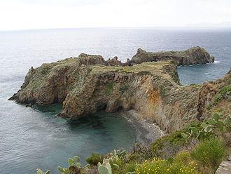 Panarea - Capo Milazzese, Panarea