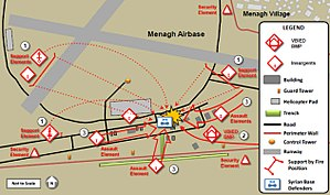 Capture of Menagh airbase by IS and Syrian rebels (2013).jpg