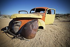 Car Wreck, Solitaire. Namibia (19506273266).jpg