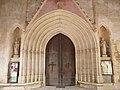 Carbonne église porche portail.jpg