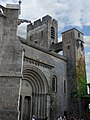 Carcassonne Basilica of St. Nazaire and St. Celse 1.JPG