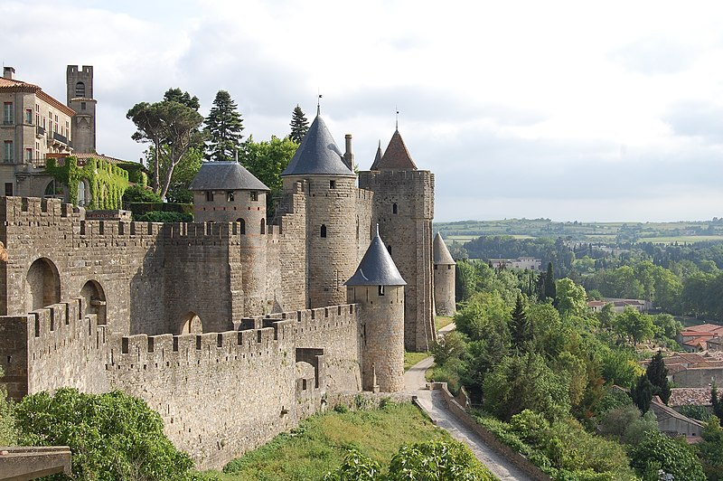 File:Carcassonne Castle.JPG