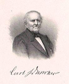 Altersbildnis Duncker (Quelle: Wikimedia)