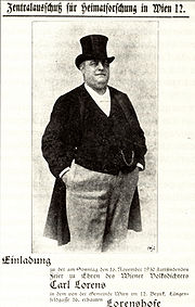 Carl Lorens 1930