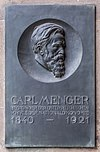Carl Menger (Nr. 3) Bust in the Arkadenhof, University of Vienna-1329.jpg