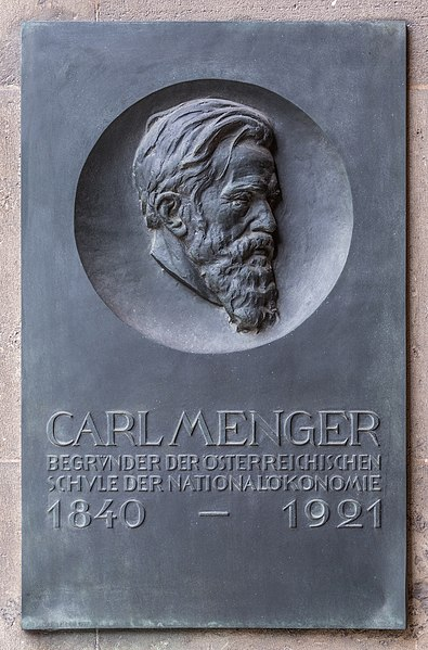 File:Carl Menger (Nr. 3) Bust in the Arkadenhof, University of Vienna-1329.jpg